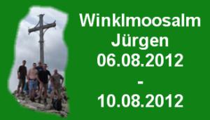 Winklmoosalm 2012