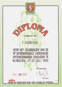 Urkunde-1990